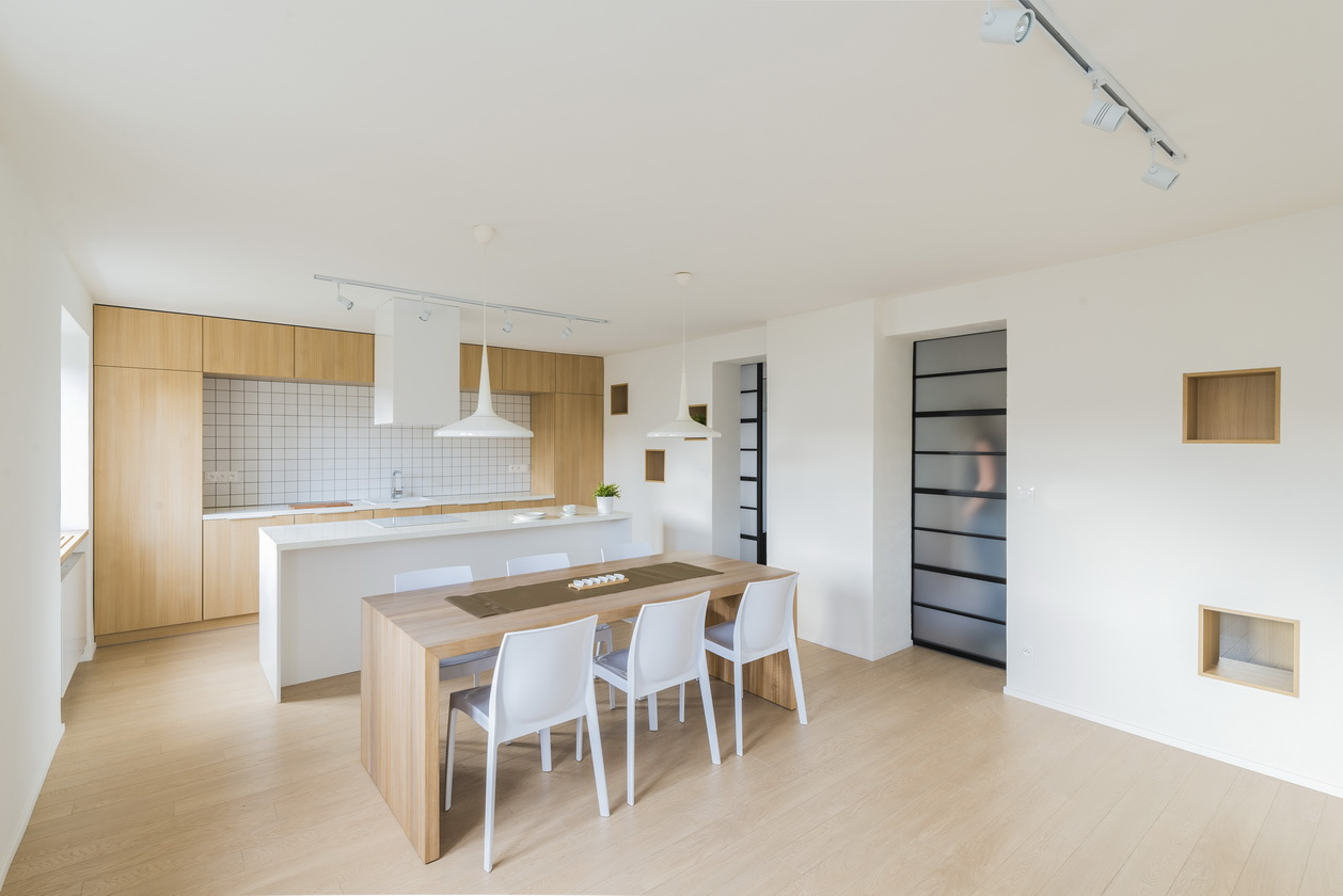 Style Apartment - Mio architects s.r.o.
